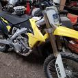 RMZ450 FUEL INJECTED CRAZY POWER  2008 LOW HRS
