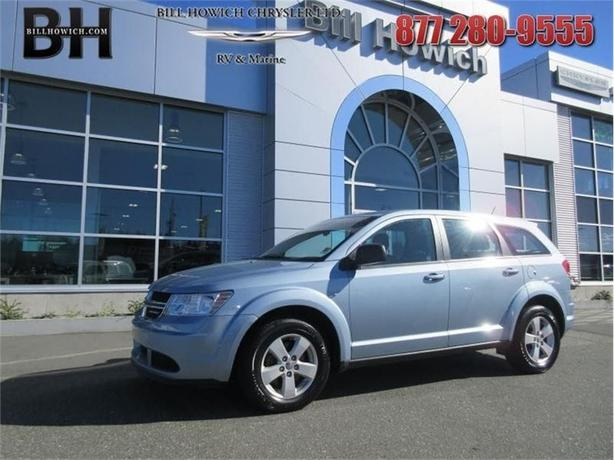 2013 Dodge Journey CVP/SE Plus - Air - Alloy Wheels - $86.82 B/W