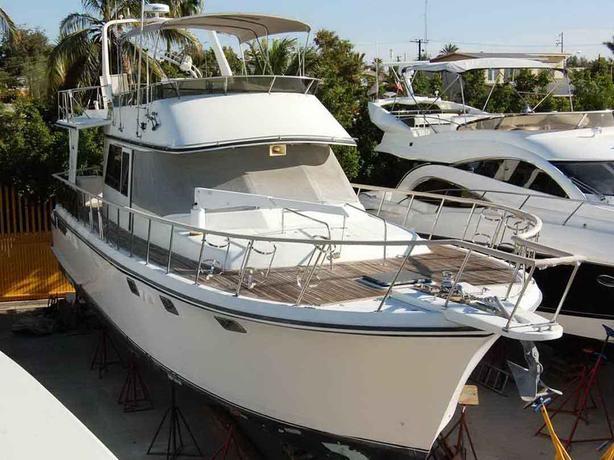 Symbol 58' Cockpit Motor Yacht For Sale - Penalty Box