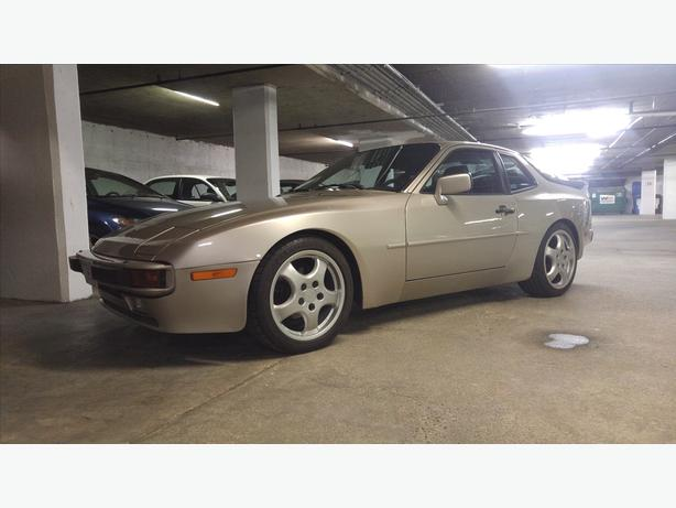 "Porsche 944, 17"" Cup Wheels, FANTASTIC NA sport car"