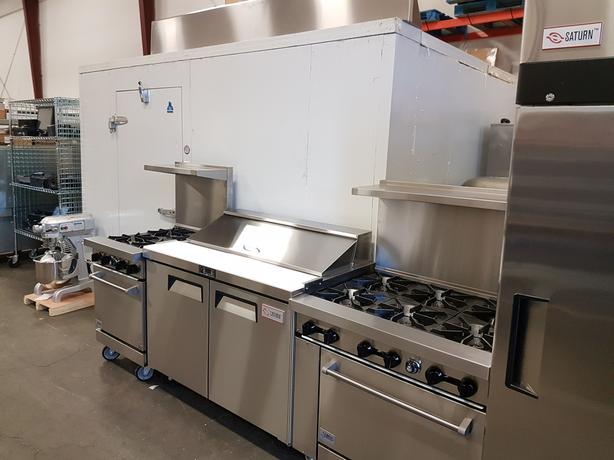 ONE DAY - NEW Restaurant Equipment Liquidation