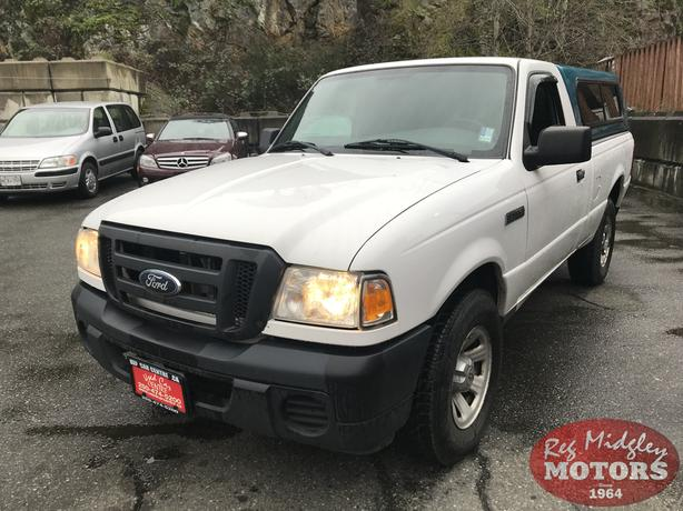 2009 Ford Ranger great conditiion and canopy!