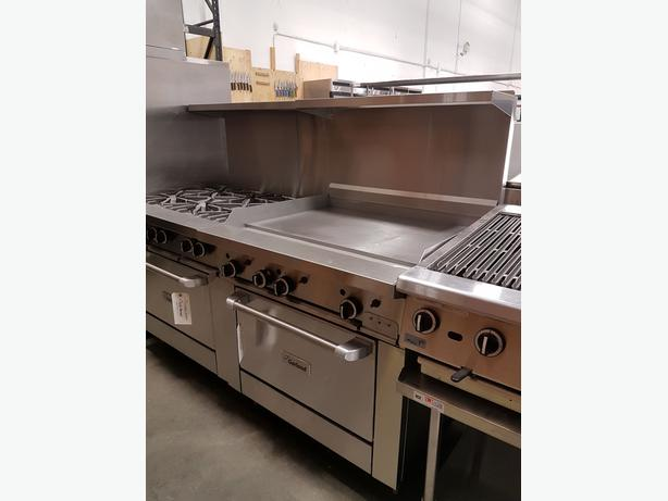 Jan 27 Auction - New Garland/Made in US Cookline