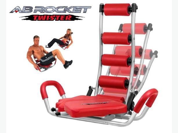 AB Rocket Twister ~ Abdominal Trainer