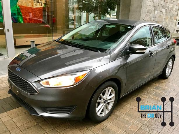 **2015 Ford Focus SE, accident free local car**