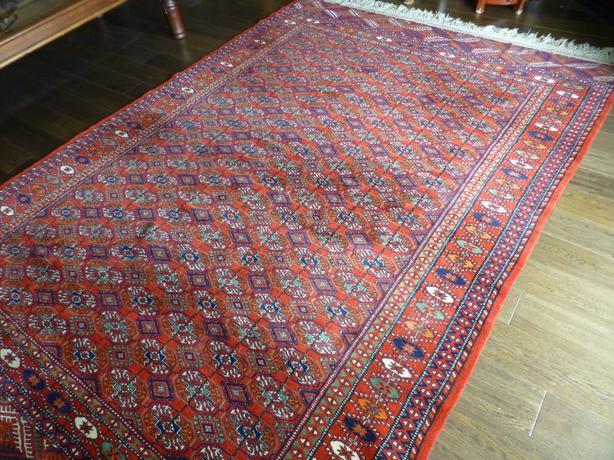 Xinjiang, China  Wool Carpet