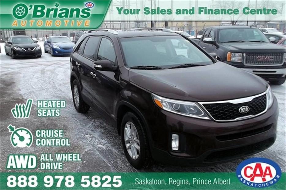 2014 Kia Sorento Lx Premium W Awd Outside South