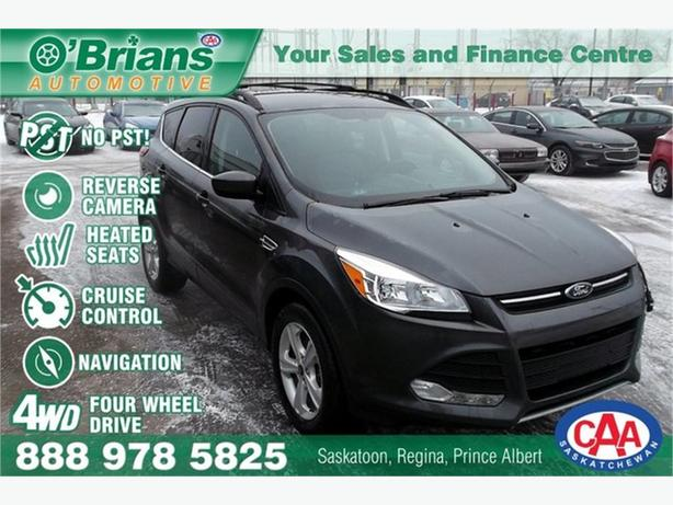 2015 Ford Escape SE - No PST w/4WD, Navigation