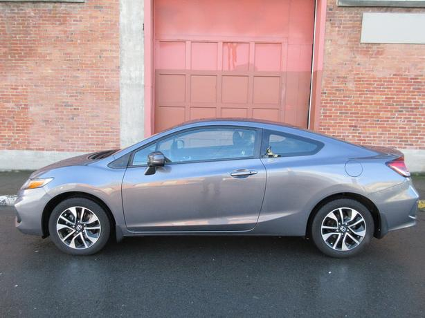 2014 Honda Civic EX Coupe - 30,*** KM! - NO ACCIDENTS!