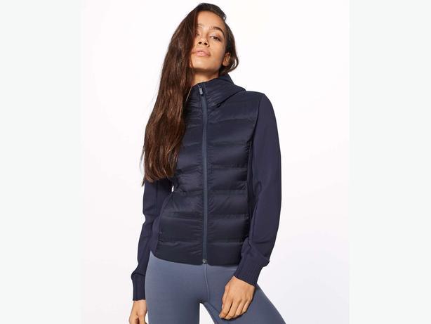 afefd6565  Log In needed $80 · Lululemon Down n Around jacket NWOT