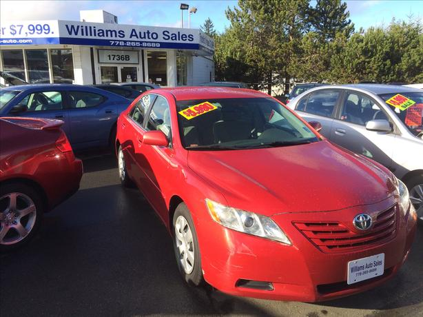 2007 Toyota Camry Le 4cyl 152k Williams Colwood