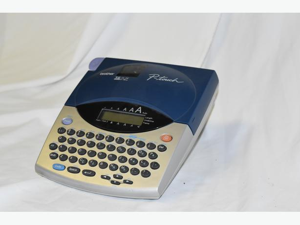 Brother P-Touch PT-1800 Label Maker