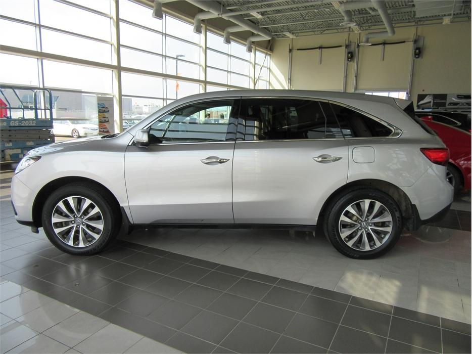 2015 Acura Mdx Navigation Package Outside South