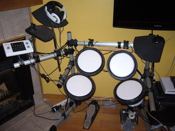 electronic drum kit SONIC SD-502