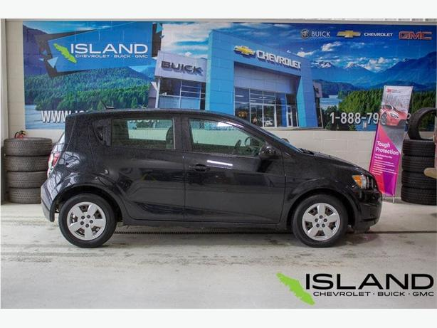 2013 Chevrolet Sonic LS  | Local Vehicle | Never Offroad