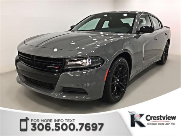 2017 Dodge Charger SE Blacktop   PRACTICALLY NEW
