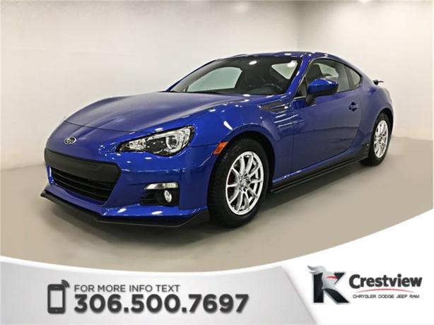2015 Subaru BRZ Aozora Edition | Leather | Navigation