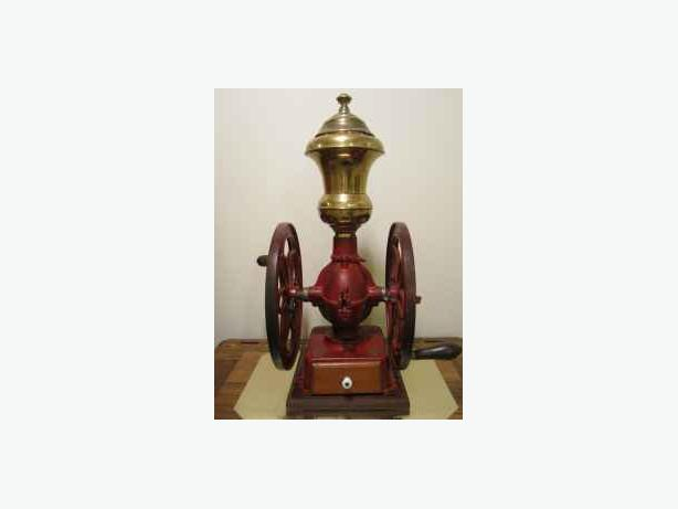 WANTED: Antique Coffee Grinders