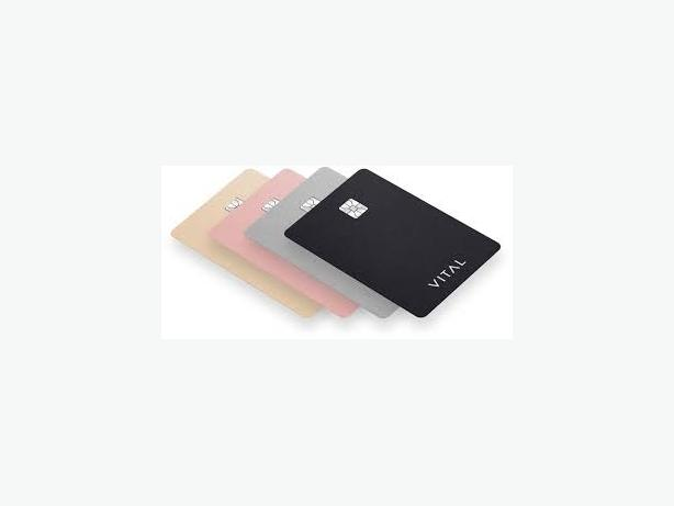VITAL - THE WORLDS FIRST SOCIAL CREDIT CARD GIVES YOU CASH BACK
