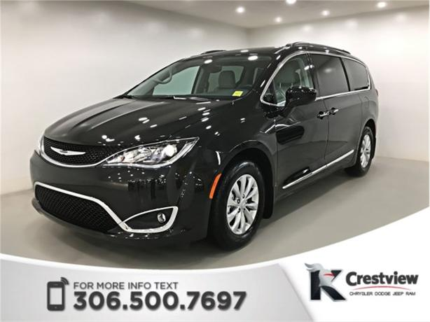 2017 Chrysler Pacifica Touring-L | Leather | Navigation