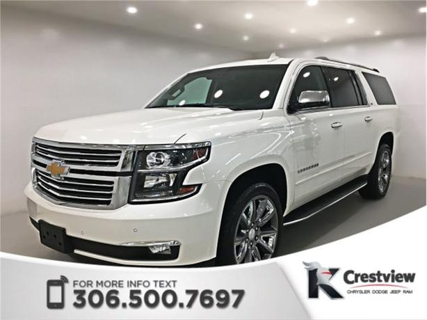 2015 Chevrolet Suburban LTZ | Leather | Navigation | Remote Start