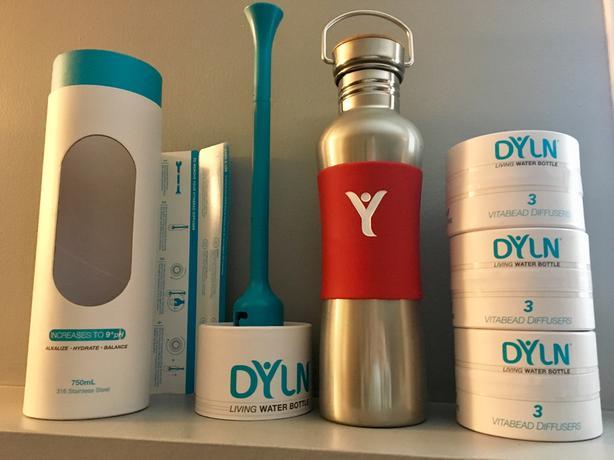 73e673c389 DYLN water bottle - Alkaline Water Bottle Diffuser Victoria City ...