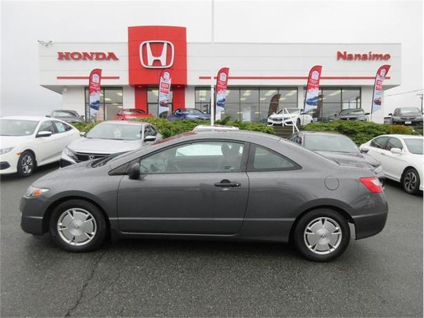 2010 Honda Civic Cpe 2dr Auto DX-G