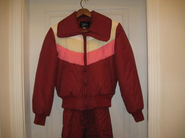 Ladies 2 pc. Ski Suit