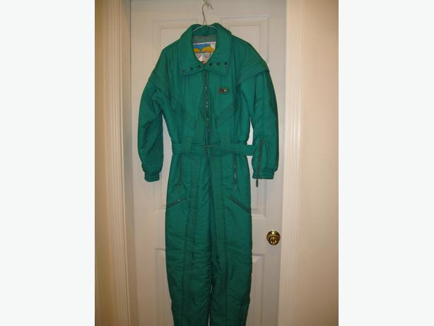 Ladies 1 pc. Ski Suit
