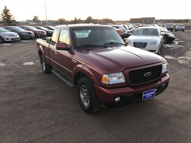 2008 Ford Ranger XLT 2WD SuperCab