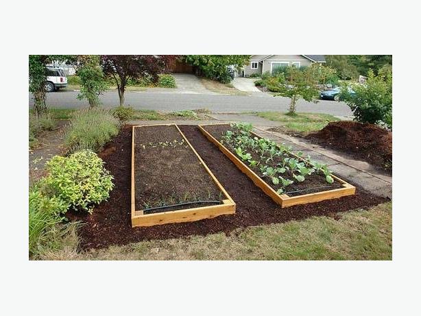 Extra Garden Space