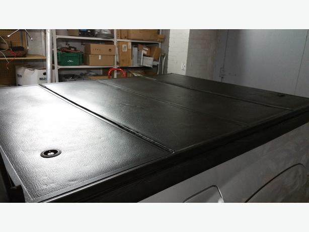 Hard  P/U Bed Cover
