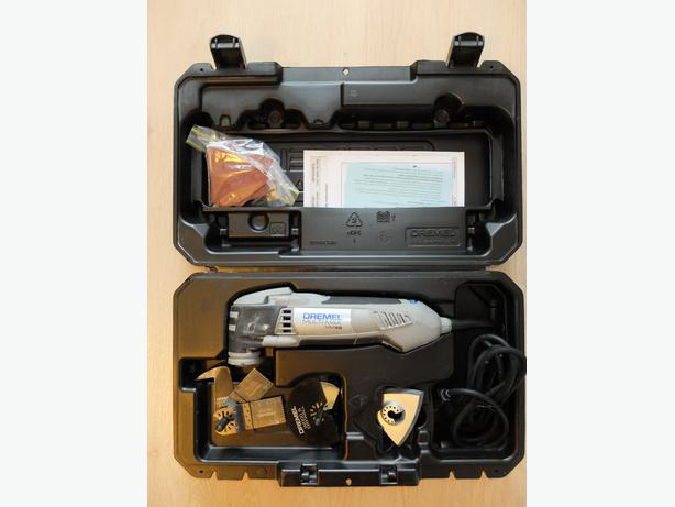Dremel Multi-Max MM45 Oscillating Tool Kit