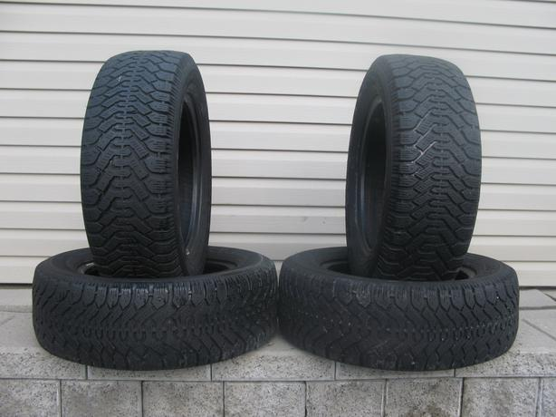 Goodyear Nordic Winter Tire >> Four 4 Goodyear Nordic Winter Tires 215 60 15 100