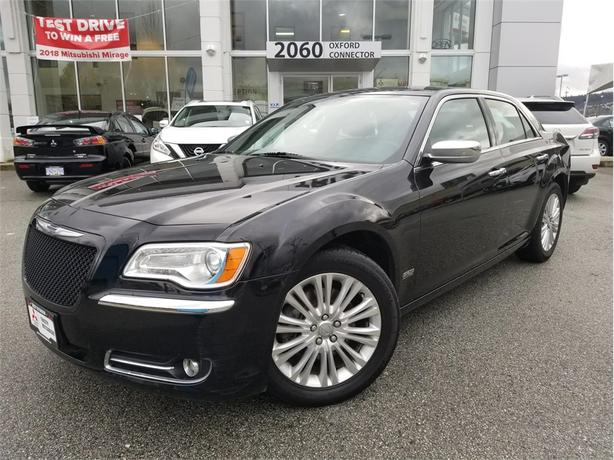 2014 Chrysler 300 ALL WHEEL DRIVE, NAVIGATION, 5.7L HEMI V8