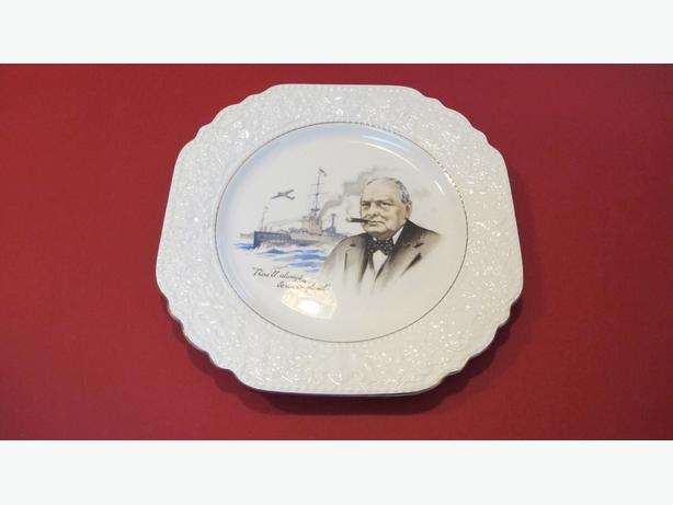 """Churchill 10"""" Plate"""