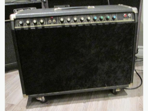 "Vintage Yamaha 100 watt 2X12"" combo. NEW PRICE"