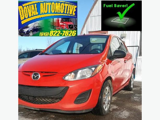 2012 Mazda 2 - ONE OWNER - SAFETIED - LOADED