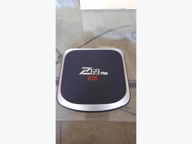 Brand New Z69 plus Android TV Boxes Reduced For Quick Sale.