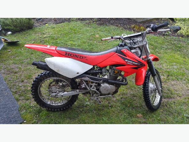 2005 Honda CRF 80 Dirt Bike