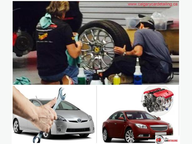 Detail Your Car To Get The Most Out Of Your Investment