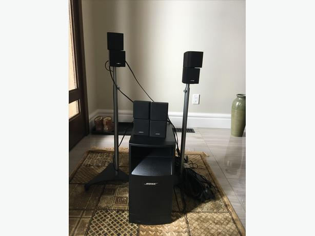 Bose full home Entertainment Theatre