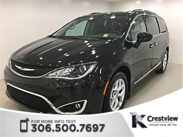2017 Chrysler Pacifica Touring-L Plus | Leather | Sunroof | Navigation | DVD