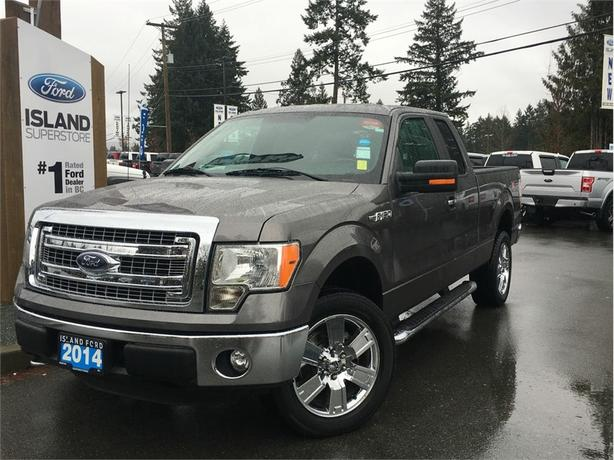 2014 Ford F-150 XLT, Heated Mirrors, Seats 6, 6 1/2 Ft Box