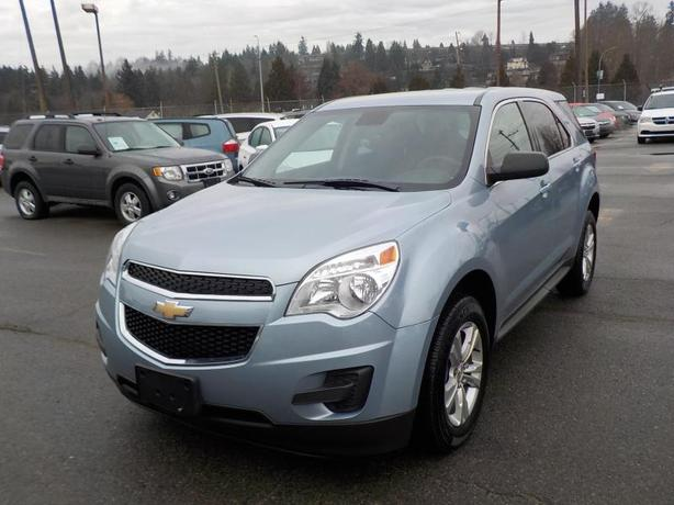 2015 Chevrolet Equinox 5 Passenger  2WD Automatic