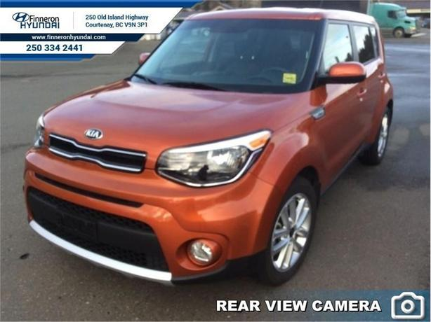 2017 Kia Soul EX  - Bluetooth -  Heated Seats