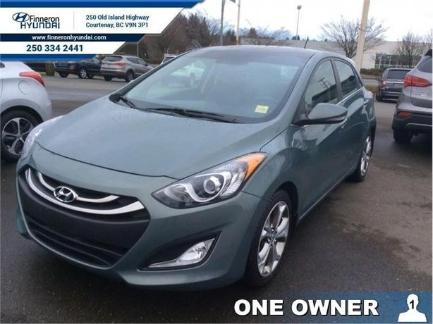 2013 Hyundai Elantra GT SE w/Tech Pkg  Navigation, Panoramic Roof, Leather