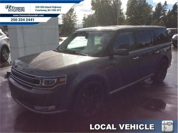 2016 Ford Flex Limited  Loaded! Leather, Navigation, Sunroof