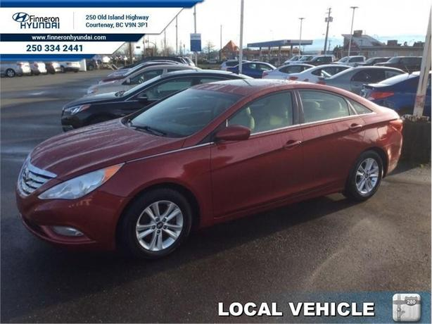 2012 Hyundai Sonata GLS  - local - trade-in - Sunroof