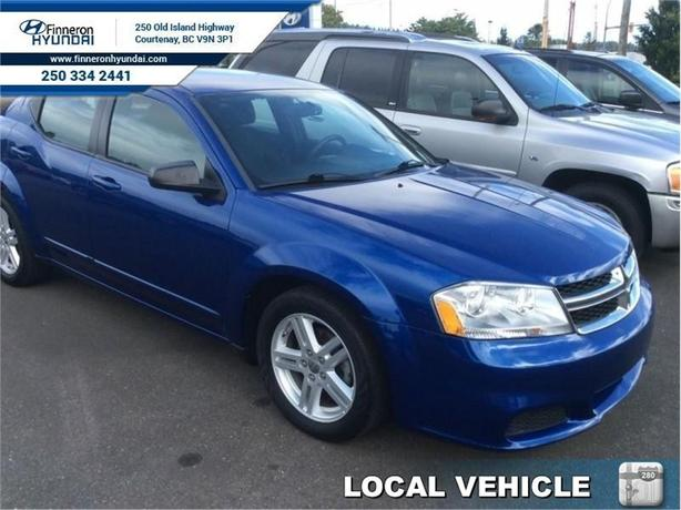 2012 Dodge Avenger SE  - one owner - local - trade-in